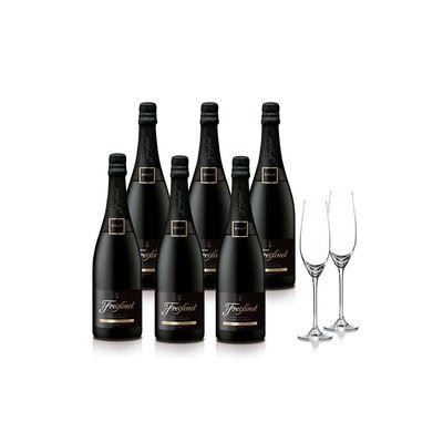 KIT-6-Cordon-Negro-750ml---2-Taca-Freixenet-Cristal_1