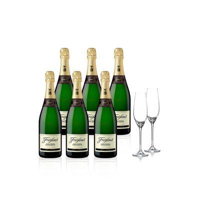 KIT-6-Kosher-750ml---2-Taca-Freixenet-Cristal_01
