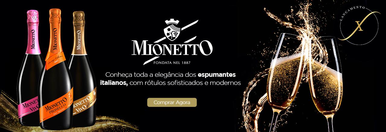Lançamento - Mionetto