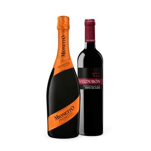 Mionetto-Orange-e-Valdubon-Tempranillo---8006220001669-8437001137008
